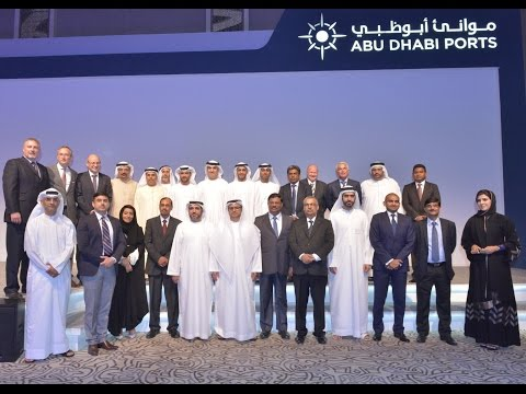 Abu Dhabi Ports Customer Awards 2015