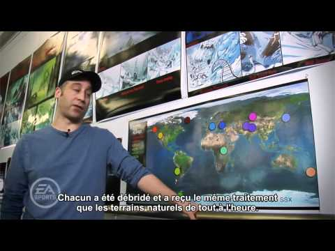 SSX - Making of #03: Design