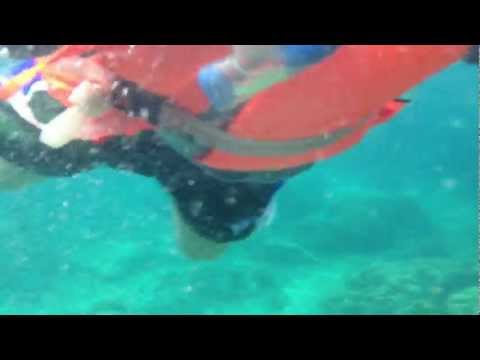 JOHN PAUL CASUPANAN &#8211; SNORKELING IN BORACAY