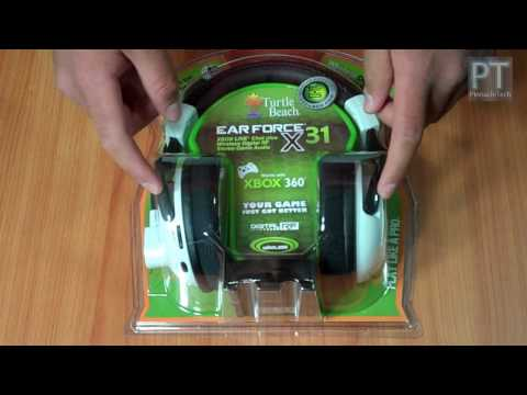 Turtle Beach X31 Unboxing & Review