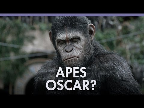 'Dawn of the Planet of the Apes' stars on Andy Serkis performance
