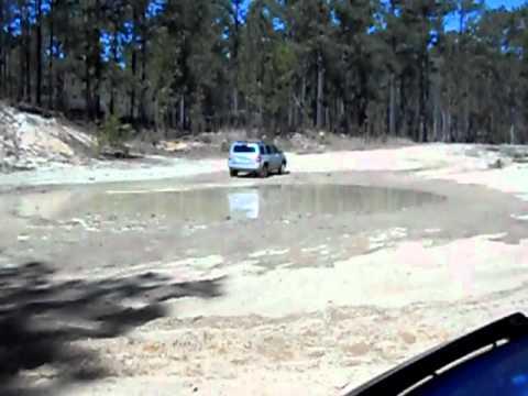 jeep patriot mudding 3