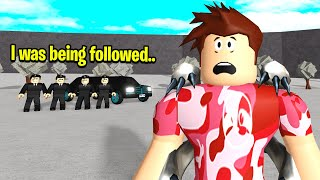 These People Kept FOLLOWING Me.. What They Wanted Will SHOCK You! (Roblox Bloxburg)