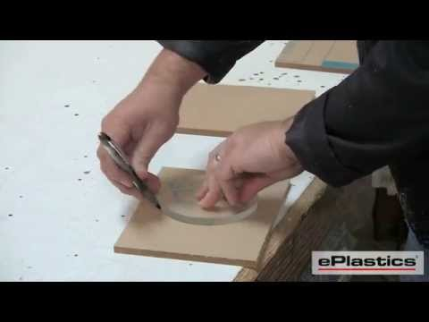 How to Cut Acrylic (Plexiglass)