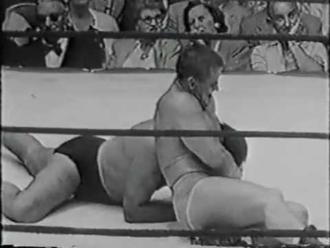 Edouard Carpentier vs Lou Thesz - Pt 1
