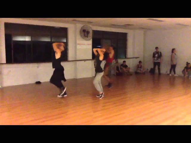 "Jessica Mauboy ""I'll Be There"" Choreography"