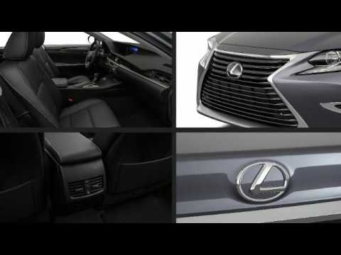 2017 Lexus ES 350 Video