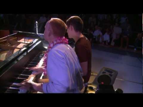 The Piano Guys featuring Josh Mason - Jazz Improvisation