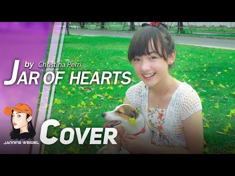 Jar Of Hearts - Christina Perri (cover By 12 Years Old Jannina W) video