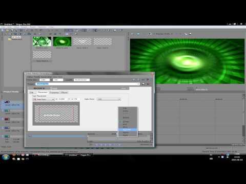 Jak zrobić intro w Sony Vegas Pro 9 0 Full PL