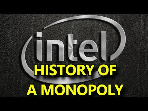 Intel - Anti-Competitive, Anti-Consumer, Anti-Technology.