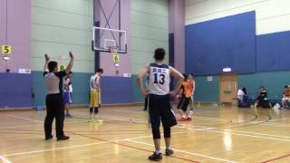 9 OCT SPORTARTS BASKETBALL LEAGUE 博亞 籃球聯賽 創基金業 vs 中信銀行 PART 4