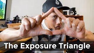 Exposure Triangle - Basics
