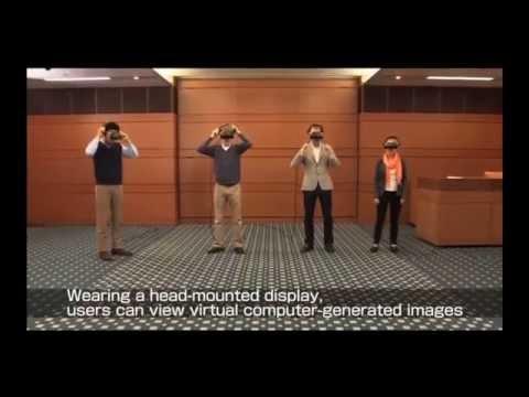 Canon MREAL Mixed Reality System