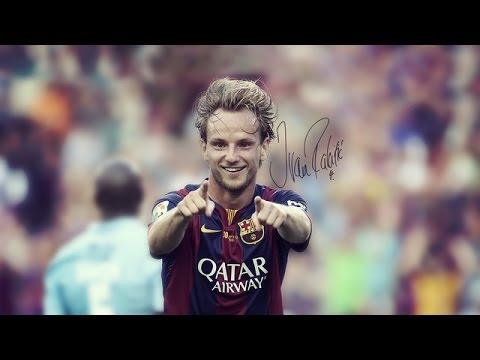 Ivan Rakitic FC Barcelona Amazing Show 2014-2015