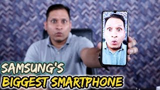 Biggest Smartphone From Samsung