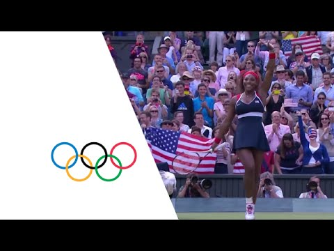 Tennis Women's Singles Finals - USA v RUS Full Replay -- London 2012 Olympic Games