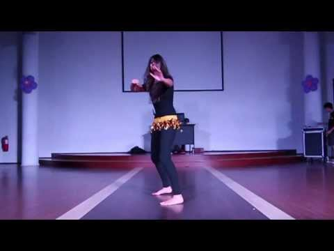 IDC Dance Concert 2013 | Indian Dance: Dhating Naach | Nargis...