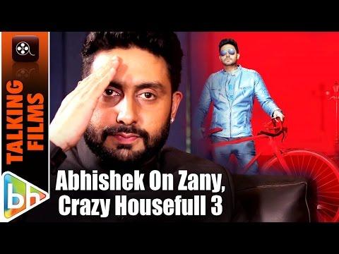 Abhishek Bachchan Analyses The ZANY | CRAZY World Of  Housefull 3