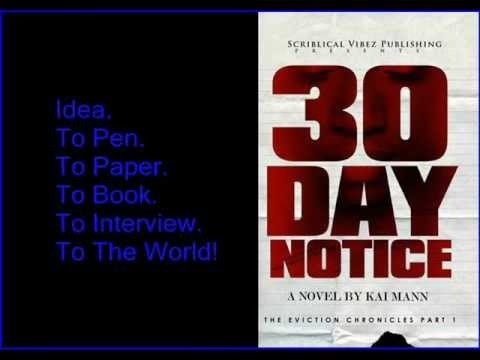 JoeyPinkney.com Presents 5 Minutes, 5 Questions With Kai Mann (30 Day Notice)