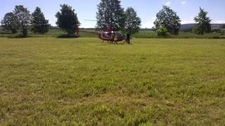 SEKO TOOL Rychnov nad Kněžnou vrtulníky 27.5. 2017