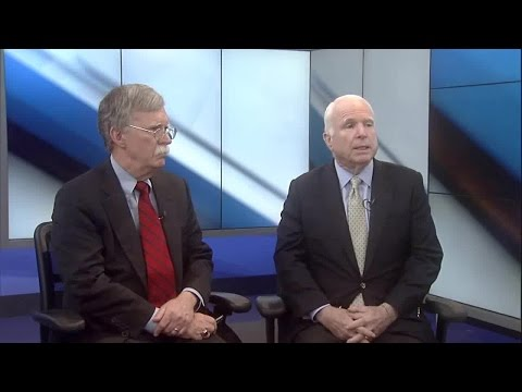 ABC15 sits down with John McCain, John Bolton
