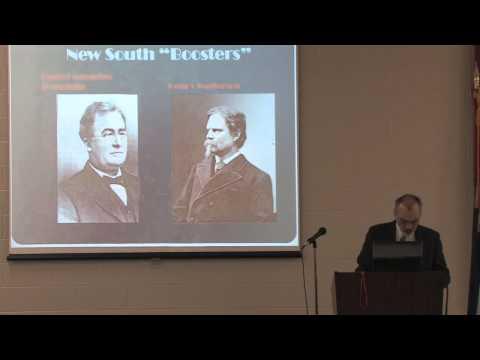 Pearl River Community College Interdisciplinary Lecture Series #3 Jim Walsh