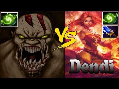 Dota 2 - Lifestealer Refresh Orb? vs Dendi - Europe Elite League!