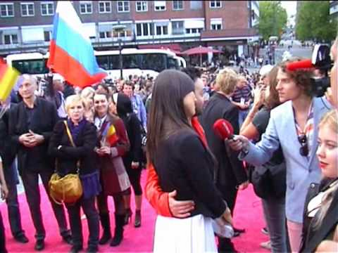 Interview with Paula Seling & Ovi (Romania 2010)