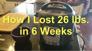 How I Lost 26 lbs. in 6 Weeks: High Carb vs High Fat Diet