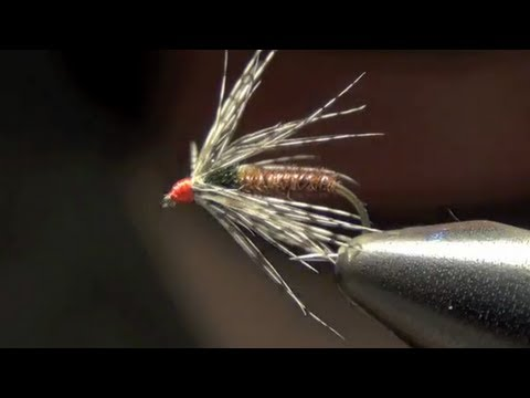 Soft Hackle Pheasant Tail Fly Tying Directions