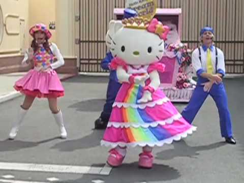Hello Kitty's Dream World Music Videos