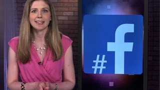 CNET Update - Facebook mimics Twitter with hashtags