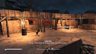 Fallout 4 Scribe Faris Holotape