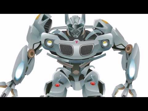 JAZZ Transform - Short Flash Transformers Series Music Videos