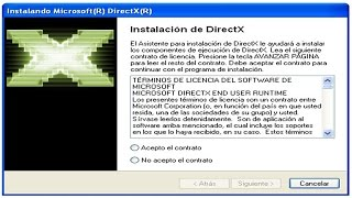 Download Pack DirectX 9 DirectX 10 DirectX 10.50 2015