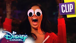 Gwen's Cursed Doll | BUNK'D | Disney Channel