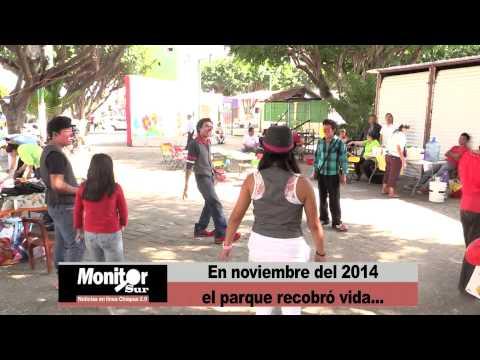 Abuso de autoridad en Tuxtla Gutiérrez contra niñ@s y artesanos