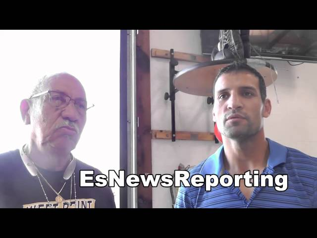 carlos abregu why people love argentinian fighters EsNews boxing