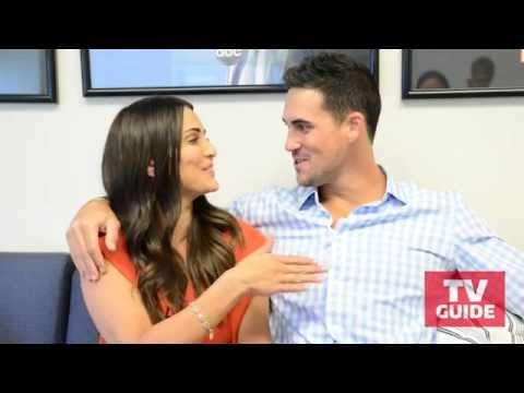 The Bachelorette's Andi and Josh talk babies!