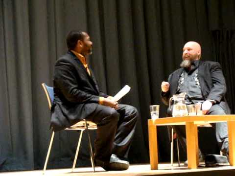 Warren Ellis Lenny Henry Interview at Comica Festival 2011 part 3 of 4