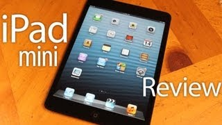 New Apple iPad Mini Review (1st Generation 2012) and Giveaway