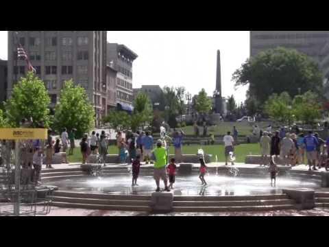 2011 Urban Skins Disc Golf Asheville Nc Part 3