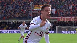 Benevento - Milan 2 - 2 - Magazine - Giornata 15 - Serie A TIM 2017/18