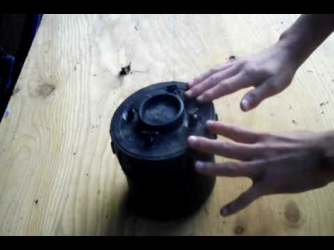 UltraForce Airsoft LandMine Demonstration Video