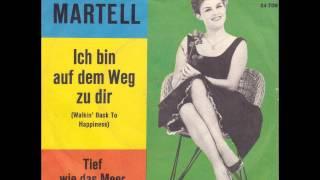 Britta Martell - Ich Bin Auf Dem Weg Zu Dir