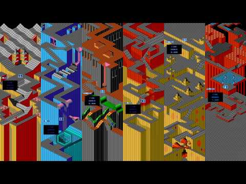 NES Atlas: Marble Madness (Full TAS)