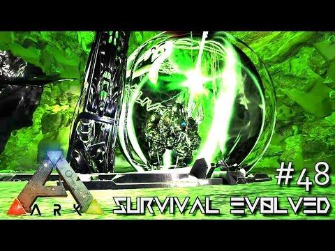 ARK: SURVIVAL EVOLVED - NEW BOSS ARENA & Borked Update Day !!! E48 (MODDED ARK CENTER GAMEPLAY)