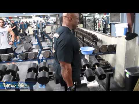 Day 1 Arnold Classic Weekend 2015 - Ronnie Coleman Live From The Arnold Classic video