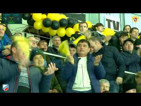 Обзор матча   Сарыарка  -  Зауралье  (24.10.16)